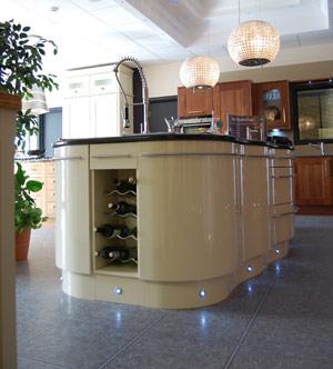 Kitchen Showroom East Kilbride Glasgow Scotland